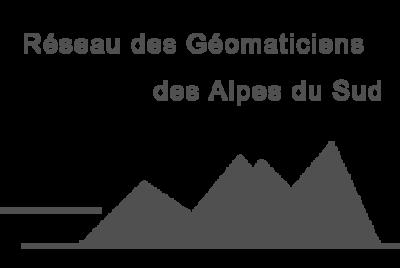 réseau des géomaticiens des alpes du sud